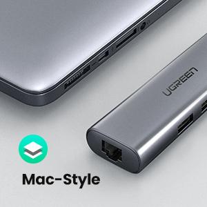rj45 adapter mac style