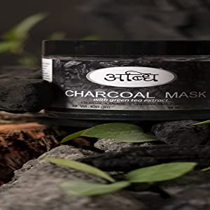 exfoliating face pack charcoal mask cream blackhead activated charcoal face mask charcoal mask cream