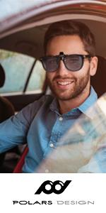 Clip On Flip Up Polarized Len Sunglasses Over Prescription Myopia Eyeglasses