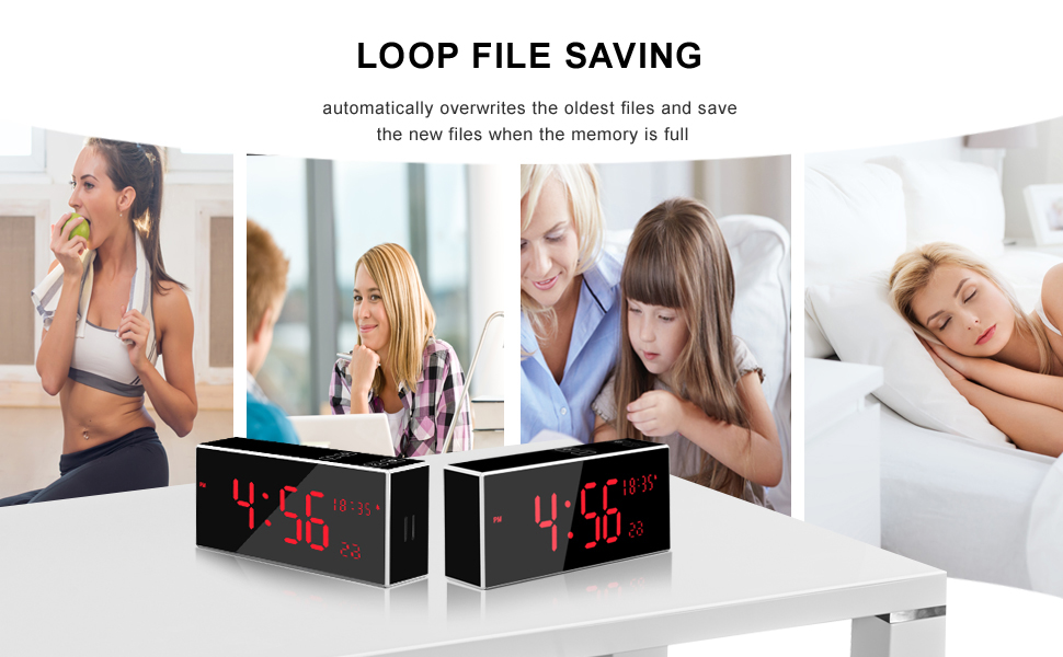 loop file saving