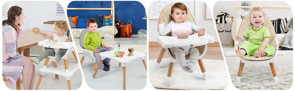 high chair, toddler chair and table, booster seat, toddler chair