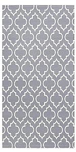 Grey doormat,grey area rug
