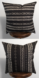 boho throw pillow cushion covers decorative home decor living room bed tribal mud cloth farmhouse