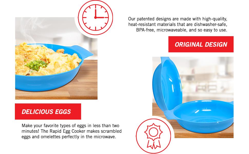 instant eggs