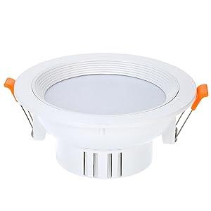 Lixada Sensor de Movimiento Luz LED Interruptor Automático Lámpara ...
