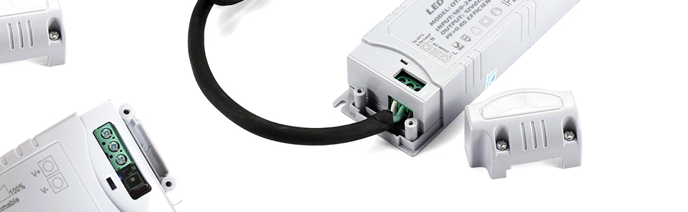 120W 12V AC//DC Convertitore IP20 Alimentatore Led Driver Per Striscia LED CCTV MR16 UK