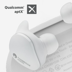 Bluetooth 5.0 earbuds connection