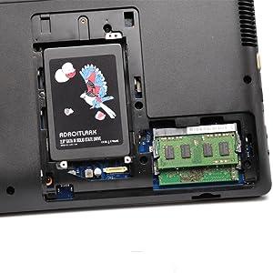 ADROITLARK SSD Unidad de Estado sólido Interna de 2,5 GB SATA III ...