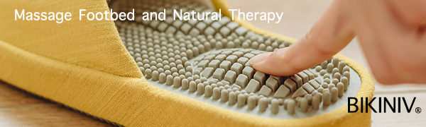 massage footbed and natural therapy