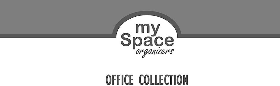 Colección de oficinas My Space Organers