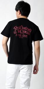 (リアルコンテンツ)REAL CONTENTS tシャツ メンズ 大きいサイズ ティシャツ 半袖Tシャツ ワーク アート ストリート 柄 ブランド ロゴ プリント rcst1219