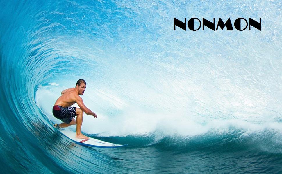 NONMON Correa Sup Espiral TPU Design Premium para Plana y Open ...