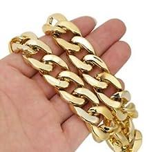 Dog Collar 3keys Choke Collar Gold Collar Brass Collar Dog Food Cat Collar Cuban Link Collar