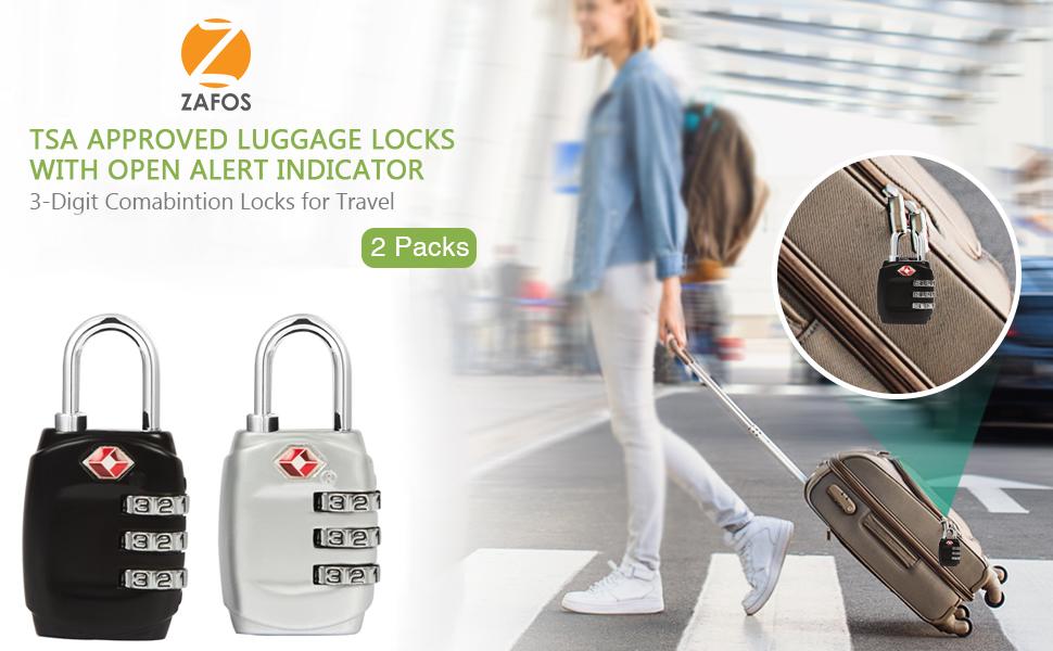 TSA TRAVEL LOCKS