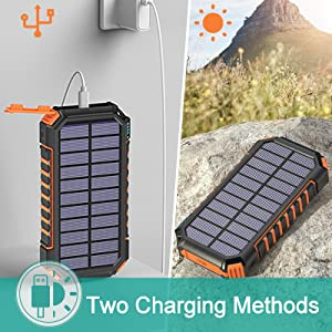 Two Charging Methods