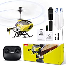 mini flying helicopter