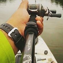 line cutterz ring rod handle fishing fasten