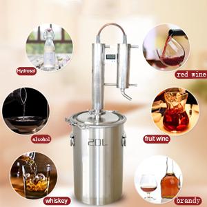 Alcohol Distiller application