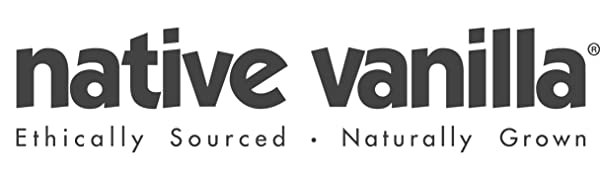 Native Vanilla,logo