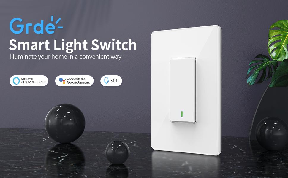 alexa light switch