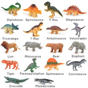 dinosaurs carrier