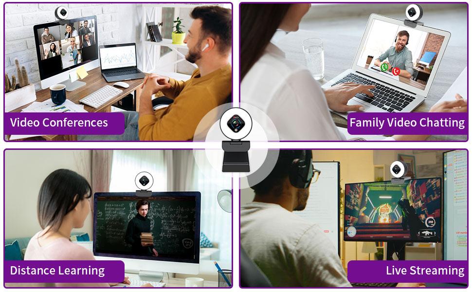 cameta camer teams large creative rings webcam razer webcamera webam conference lifecam