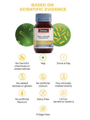 Swisse Daily Immune Probiotic 2