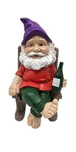 Drinking Garden Gnome