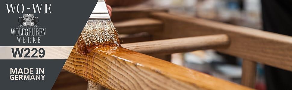 Aceite para muebles Jardín Terraza Protección y Cuidado de Madera W229-10L: Amazon.es: Bricolaje y herramientas