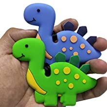 sensory chew necklaces dinosaurs