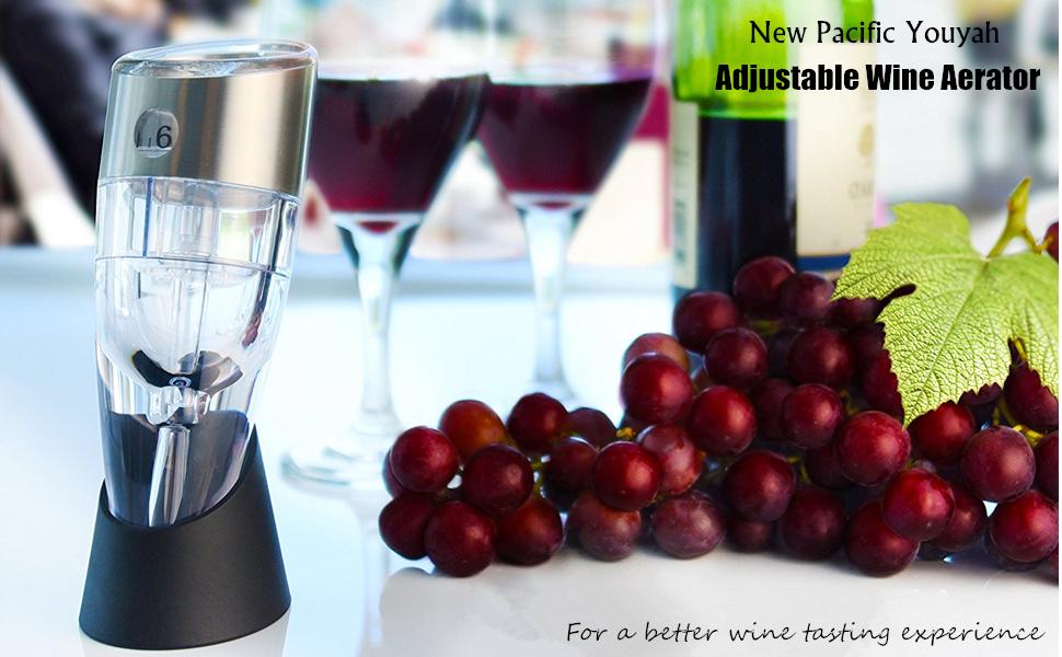 Youyah wine decanter
