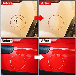 Fansport Lack Reparatur Lackreparaturstift Kratzerentferner Lackschaden Versiegelungsstift Auto Kratzer Entferner Performance Lackstift Tragbare Für Auto Universal Auto