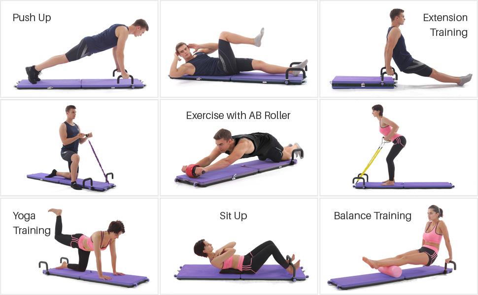 Full Body Exercise Kit