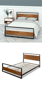 Suzanne Bed with Footboard