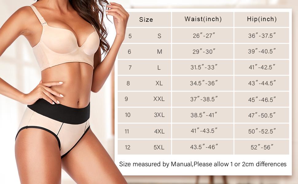 womens underwear size 10 womens underwear control top woman underwear briefs high waist panties