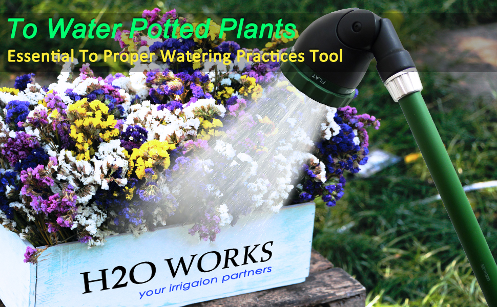choose H2O WORKS as your irrigaion partners