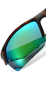 Amazon.com: SUNGAIT Mens Polarized Sunglasses Durable Metal ...