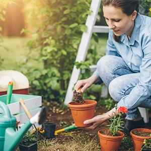soil meter for outdoor