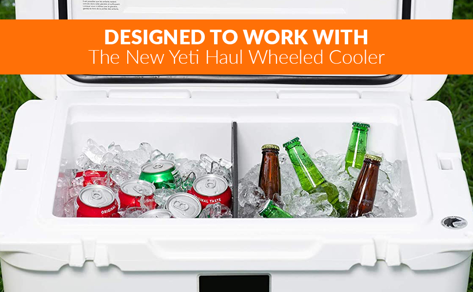 US EU patented design tray basket fits all yeti roadie tundra coolers tank ice buckets bucket cooler