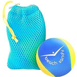 Beach Sandy Water Bouncer Skip Ball