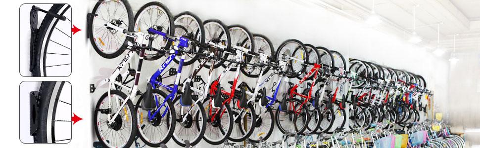 Garage Bike Rack