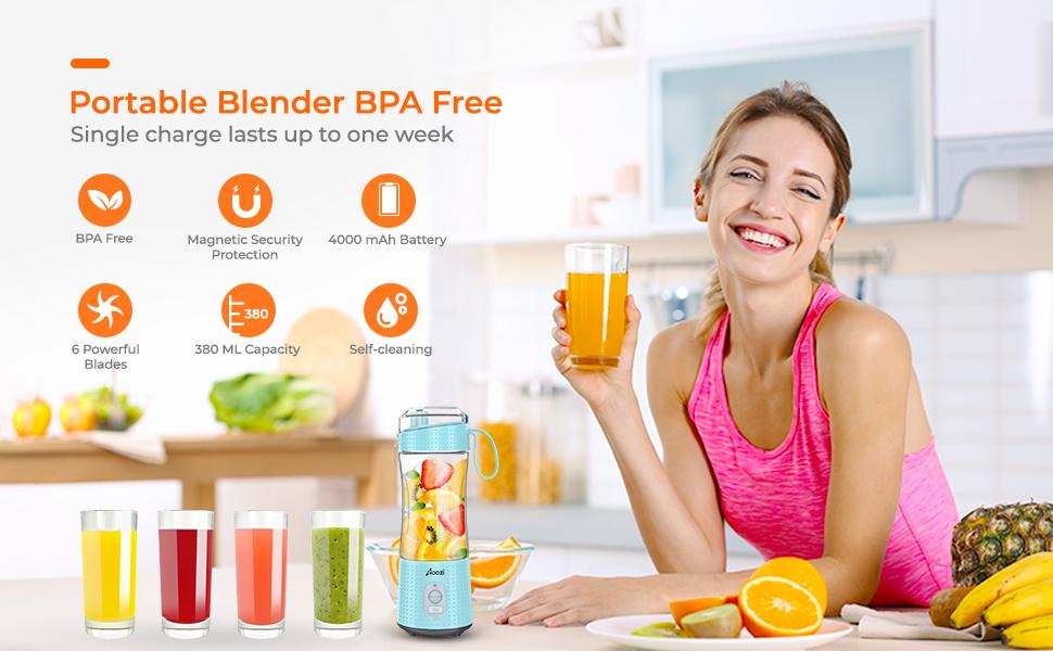 BPA blender