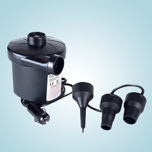 Electric pump provided