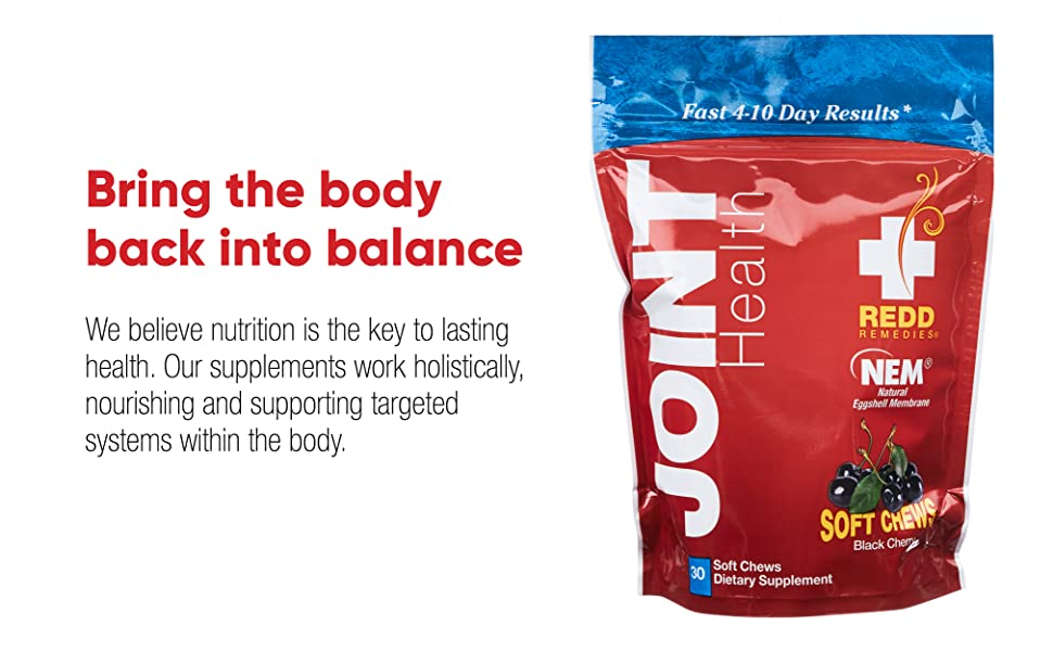 Bring the body back into balance. We believe nutrition is the key to lasting health.