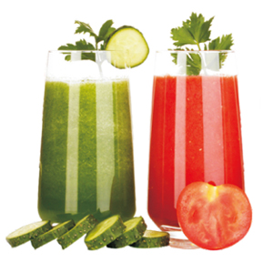all green smoothies