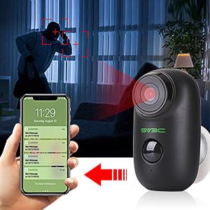 Intelligence PIR Motion Sensor