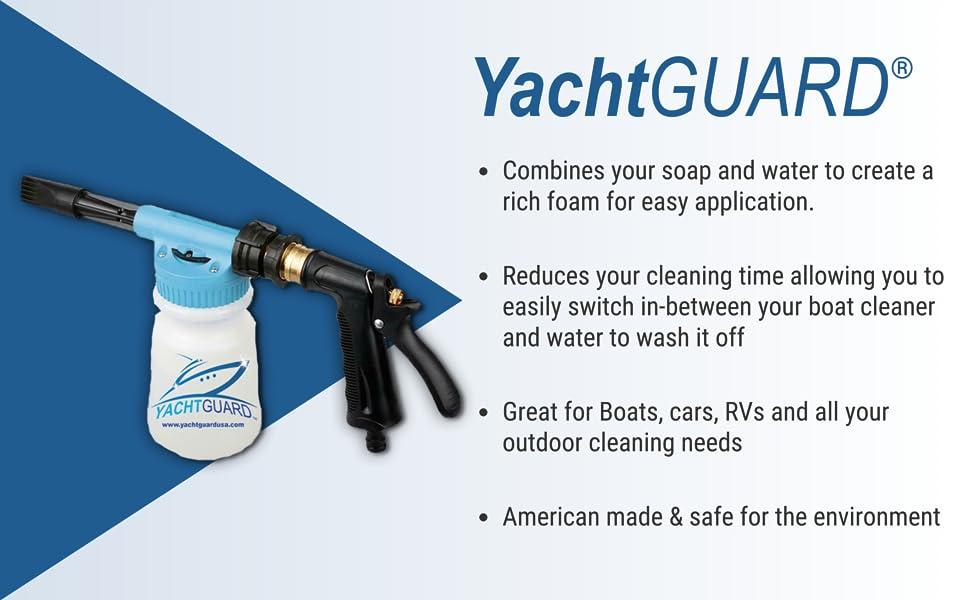 yachtguard foam Gun