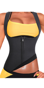 """""""ALSO VIEW"""" Sauna Sweat Vest"""