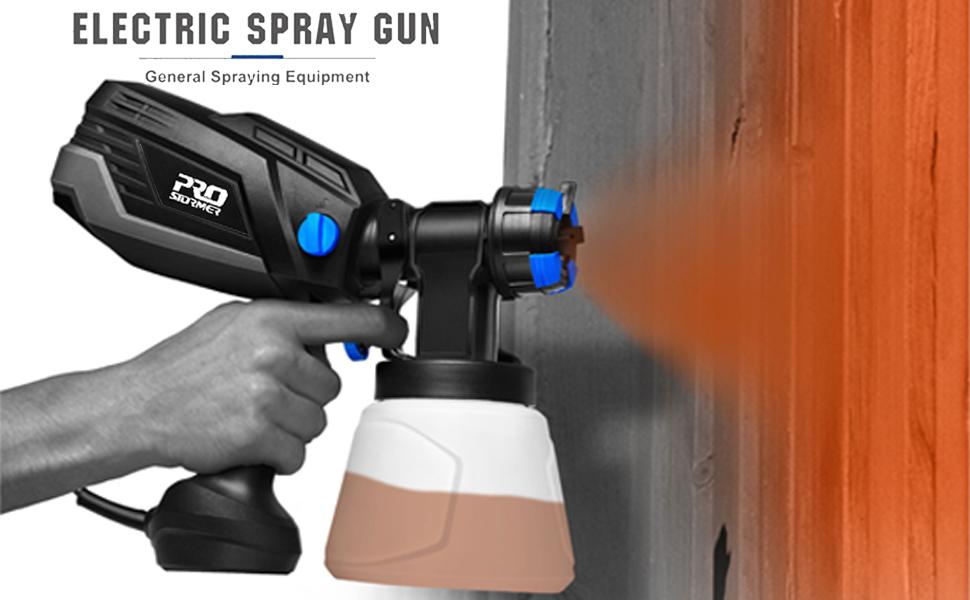 prostormer-pistola-a-spruzzo-elettrica-600w-hvlp-