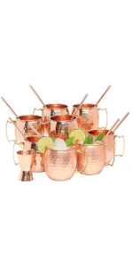 cocktail glasses set of 4, copper mugs moscow mule set of 4, copper mugs moscow mule set of 2